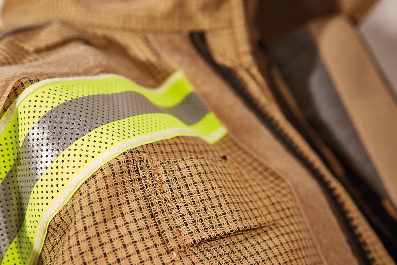 TITAN 1260 jacket for firefighter